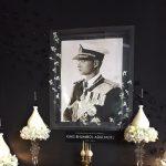 タイ前国王様の葬儀と悲しみ