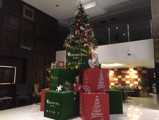 マレーシアクアラルンプールのホテルです