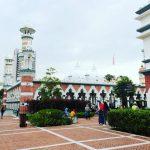 マレーシア・クアラルンプール観光旅行マスジット・ジャメ(モスク)をご紹介します。