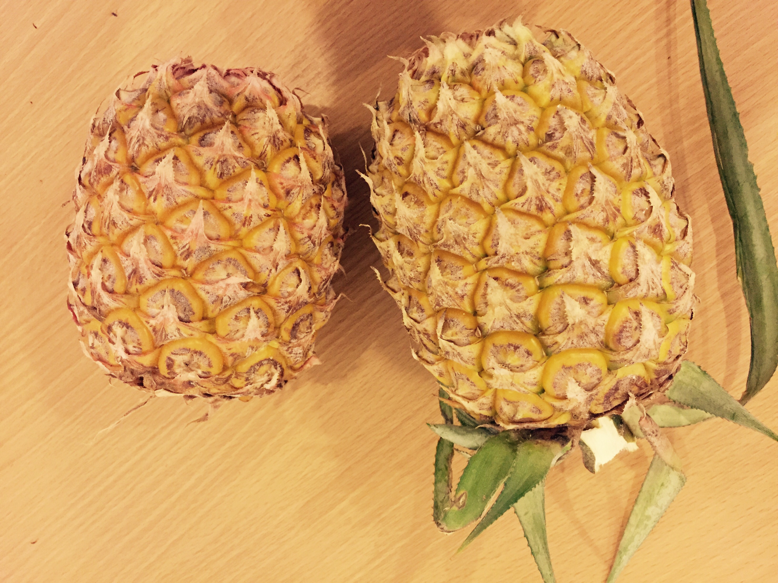舌 痛い パイナップル が