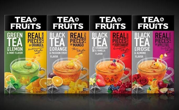 ユニークでおいしい紅茶ティーアンドフルーツ