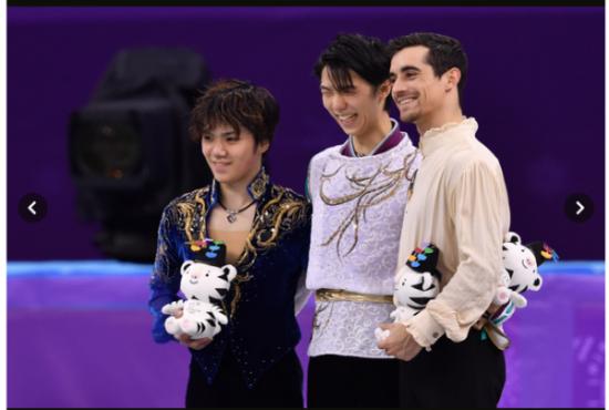 平昌オリンピックフィギュアスケート