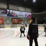 バンコクのショッピングモールでアイススケートができる?@central plaza rama 9