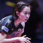 世界卓球選手権2018女子今年はすごかった!
