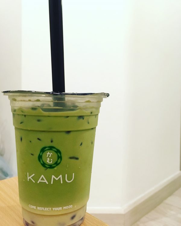 KAMUカムの飲み物メニューです