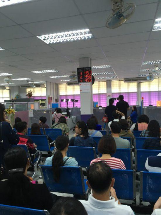 タイの運転免許取得