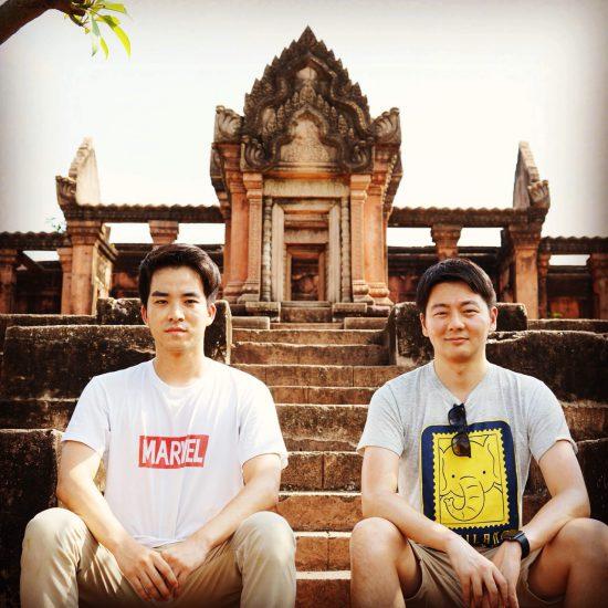 タイのユーチューバーで人気のでいぜろバンコクです