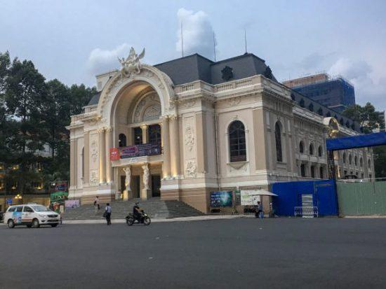 ベトナム・ホーチミン観光地です