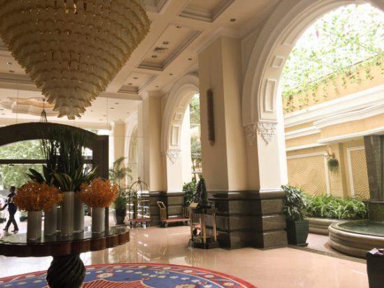 ベトナム・ホーチミンでおすすめのホテルシャーウッドレジデンスです