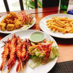 ベトナム・フーコック島のタクシー・交通手段とおすすめレストラン