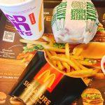 タイ・バンコクのマクドナルド