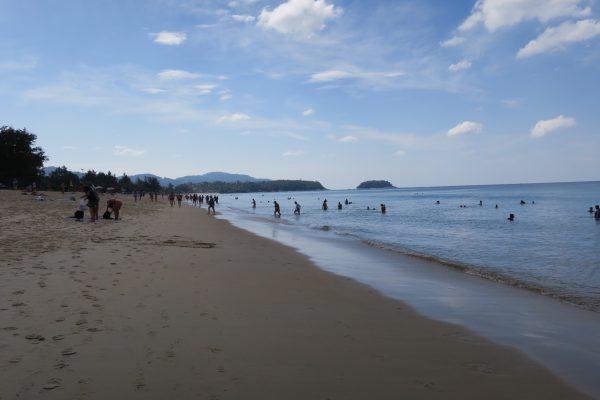 プーケットのビーチ