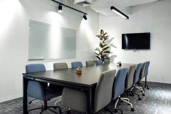 バンコクのレンタルオフィスthe company Bangkok