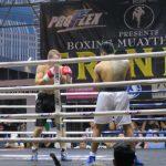 タイでムエタイとボクシング観戦に行ってきました