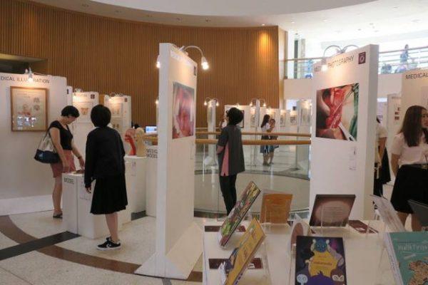 バンコクの美術館